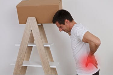 Back Injury Workers' Compensation Claim Tennessee