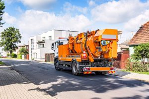How Utility Truck Accidents Differ from 18-Wheeler Accidents