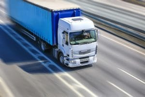 What Factors Determine When Roads Are Subject to Truck Lane Restrictions?
